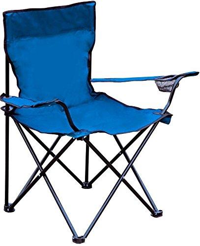 Generic - Silla Plegable Plegable para Acampada o Acampada, con Bolsa de picnics NV_1001007406-YCUK2-S2-180607
