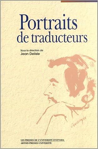 Livres Portraits de traducteurs pdf epub