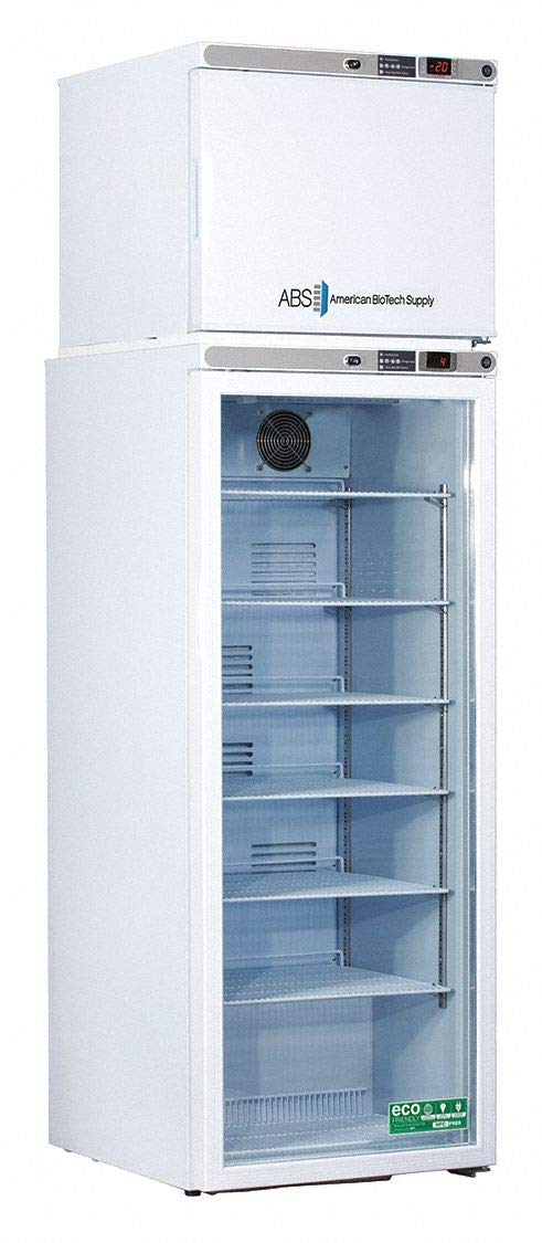 Upright Refrigerator with Freezer High Performance Automatic/Cycle Defrost