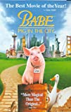 Babe - Pig in the City [VHS]