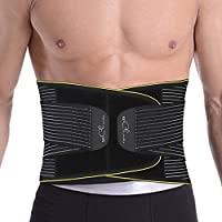 Waist Back Braces Supports Belt,SZ-Climax Adjustable...