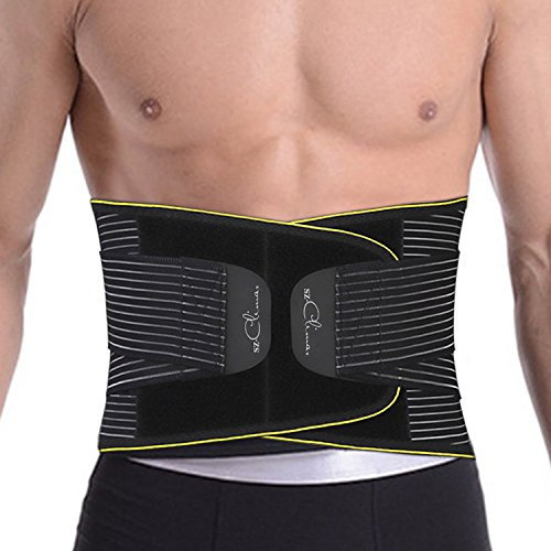 SZ-Climax Back brace poture corrector for women lumbar brace back support belt for back pain waist protector belt trimmer gym waist trainer women brace Waist belt body shape for work out waist warp