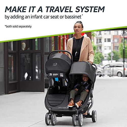 519MBv9CtUL - Baby Jogger City Mini 2 Double Stroller, Slate