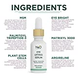 NuOrganic Age Defying Eye Lifting Serum with