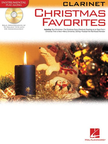 Christmas Favorites Clarinet BK/CD Instrumental Play-Along Christmas Favorites Clarinet