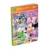 LeapFrog LeapReader Junior Book: Disney Minnie, The Big Bow-Nanza
