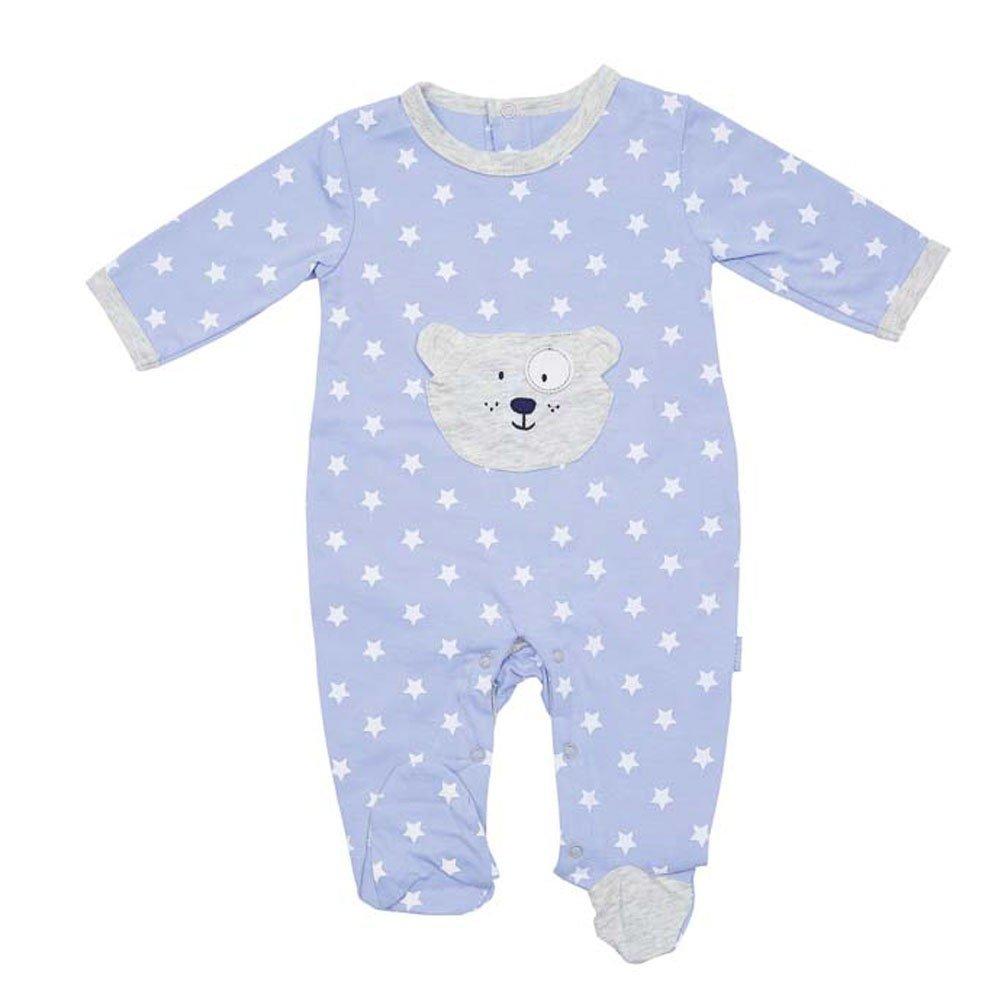 YATSI - Pelele Pijama Bebe bebé-niños Color: Azul Talla: 1M: Amazon.es: Ropa y accesorios