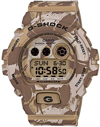 CASIO G SHOCK Camouflage GD X6900MC 5JR Japan