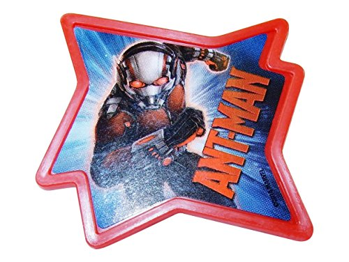 Cupcake Toppers, Marvel Avenger Rings, Ant Man 1728 Pcs Party Favors, Grab Bags. by Tom David Lewis (Image #6)