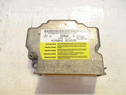 ベンツ B170 245232 純正 エアバックセンサー エアバッグコンピューター 3865139718 B07DFWJCVW
