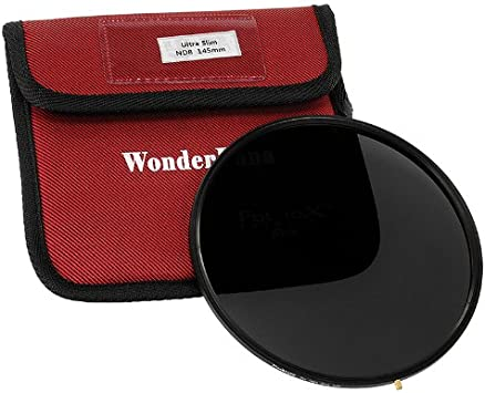Filter Fotodiox Pro 145mm Slim Multi-Coated Circular Polarizer MC-CPL Works with WonderPana 145 /& 66 Systems Pro1 Multi-Coated CPL Filter