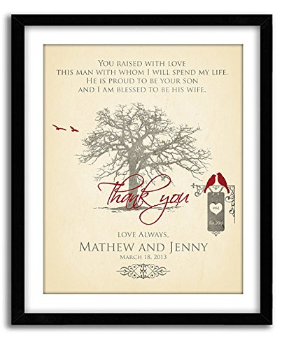 Amazon Com Personalized Wedding Gift 50th Anniversary Gift For