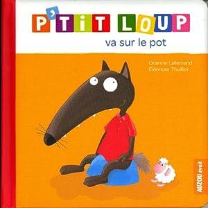 """Afficher """"P'tit Loup va sur le pot"""""""
