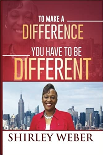 To Make A Difference You have to Be Different