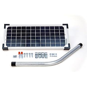 10 Watt Solar Panel Kit Fm123 For Mighty Mule Automatic