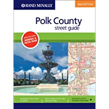 Amazon rand mcnally florida united states books rand mcnally polk county street guide rand mcnally polk county florida street guide including sebring sciox Image collections