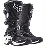 2018 Fox Racing Womens Comp 5 Boots-Black/White-7
