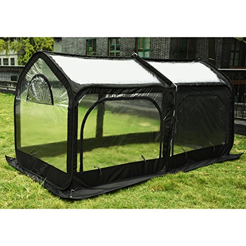 Pop Up Portable Greenhouse : Quictent pop up greenhouse passed sgs test eco friendly