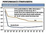 Cooler Shock 3X Lg. Zero°F Cooler Freeze Packs