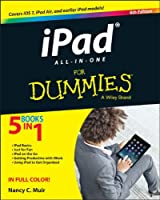 iPad All-in-One For Dummies, 6th Edition Front Cover