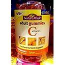 Nature Made Adult Gummies 200 CT Vitamin C Dietary Supplement, Orange