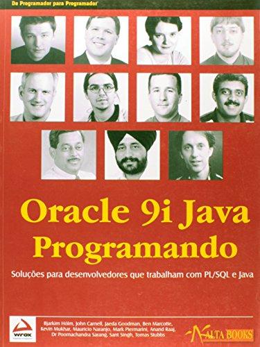 Oracle 9I Java Programando (Em Portuguese do Brasil)