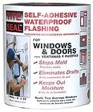 Cofair Products TS633 Flashing, Window & Door, Self-Adhesive, Waterproof, 6-In. x 33-Ft. - Quantity 12