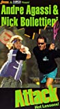 Agassis Hot Attack [VHS]