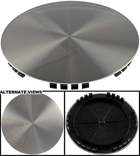 APDTY 010117 Wheel Center Hub Cap Fits Select 1992-1999 Chevrolet & GMC Trucks (See Description For Fitment; Replaces 15650047)