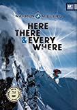 Warren Miller's Here There and Everywhere DVD & Blu-Ray Combo Pack