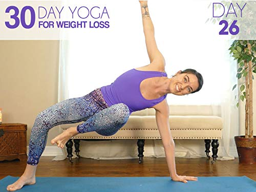 (Day 26 - Agility Flow - Hip Stability, Strength & Confidence)
