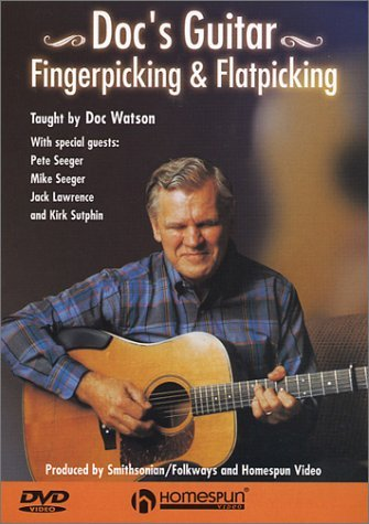 - Doc's Guitar- Fingerpicking & Flatpicking