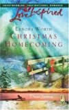 img - for Christmas Homecoming (Davis Landing, Book 6) (Love Inspired #376) book / textbook / text book