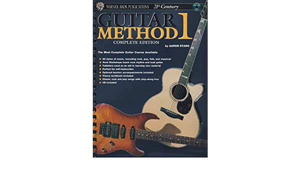 STANG - Method 1 (Complete Edition) para Guitarra Tab Acustica y Electrica (Inc.CD): STANG: 9780757909467: Amazon.com: Books