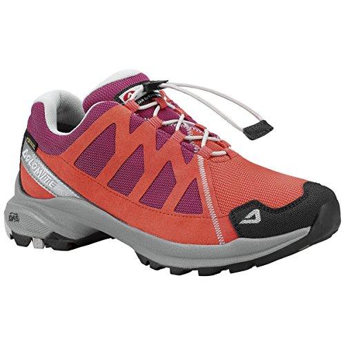 Dolomite - Zapatillas de senderismo para hombre Coral Red/Azalea Pink