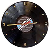 PINK FLOYD Vinyl Record Clock (Wish You Were Here)
