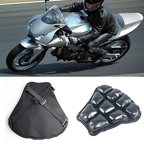 Amazon.es: Yunhigh Cojín Hinchable para Asiento de Moto ...