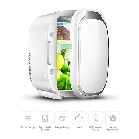 WO NICE 6L Refrigerador del Coche Modo frío/Caliente Mute Manija ...