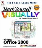 Teach Yourself Microsoft Office 2000 VISUALLY, Ruth Maran and MaranGraphics Development Group, 0764560514