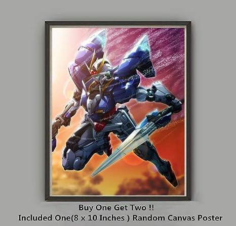 Amazon.com: QG Art - Póster de Anime japonés con diseño de ...