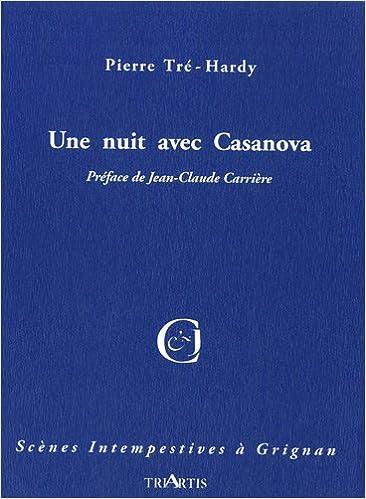 En ligne Une nuit avec Casanova epub pdf