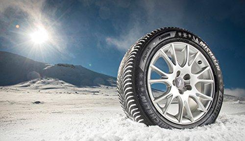 Michelin Alpin 5 M+S – 215/65R16 98H – Pneu Neige
