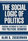 Social Logic Of Politics: Personal Networs As Contexts