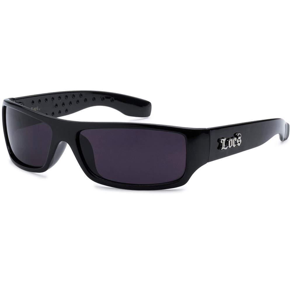 Sunglasses Hardcore Black Dark Lens 103 Designer Stylish NEW, Dimensions: 1.5h x 5.0w