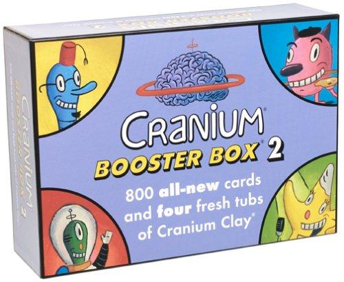 Cranium Booster Box 2 (New Cranium)