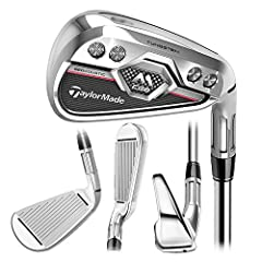 TaylorMade M-CGB 7PC Iron Set - Graphite COMPLETELY MAXIMIZED FOR EVERY SHOT with the all new M CGB Irons, TaylorMade designed every iron in the set to push the limits on ball speed and distance. And, with a Center-Gravity-Back Design, maximi...