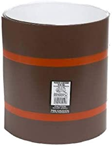 Amerimax Home Products 69114 14-In x 50-Ft Brown/White Aluminum Trim Coil