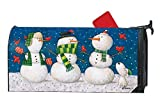 Studio M Magnet Works Winter Pals MailWrap Magnetic Mailbox Wrap Cover
