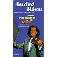 Andre Rieu from Holland W/Love