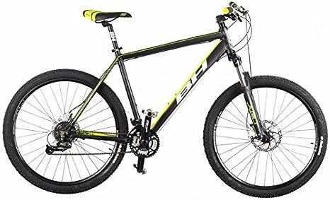 Montaña BH Spike 27.5 6.1 Negro Amarillo, color , tamaño medium: Amazon.es: Deportes y aire libre